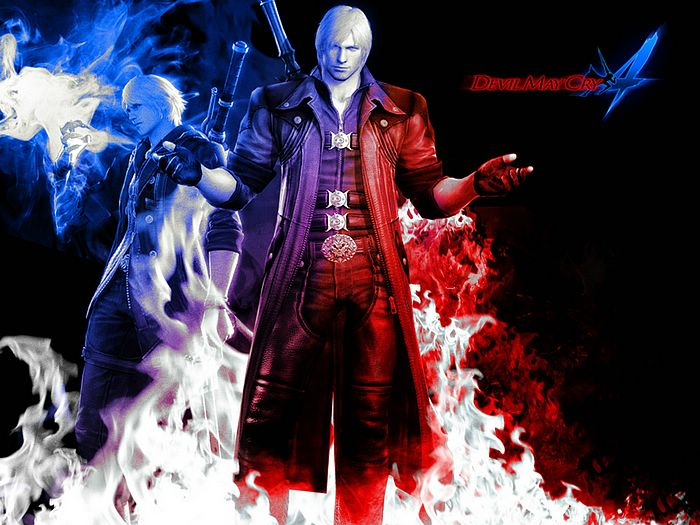 Devil May Cry 4 Wallpapers Group (71+)