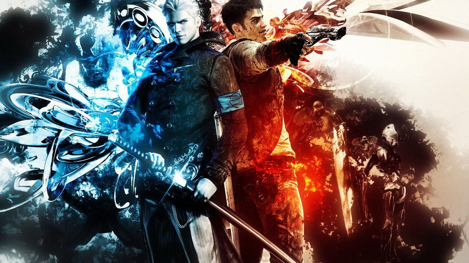 Devil May Cry 5 Wallpapers - Wallpaper Cave