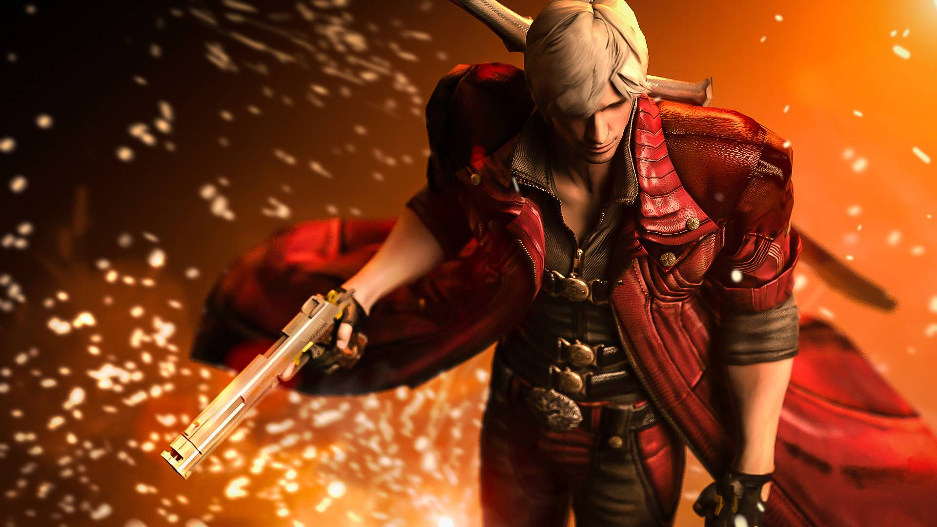 Dante Devil May Cry Wallpapers - Wallpaper Cave