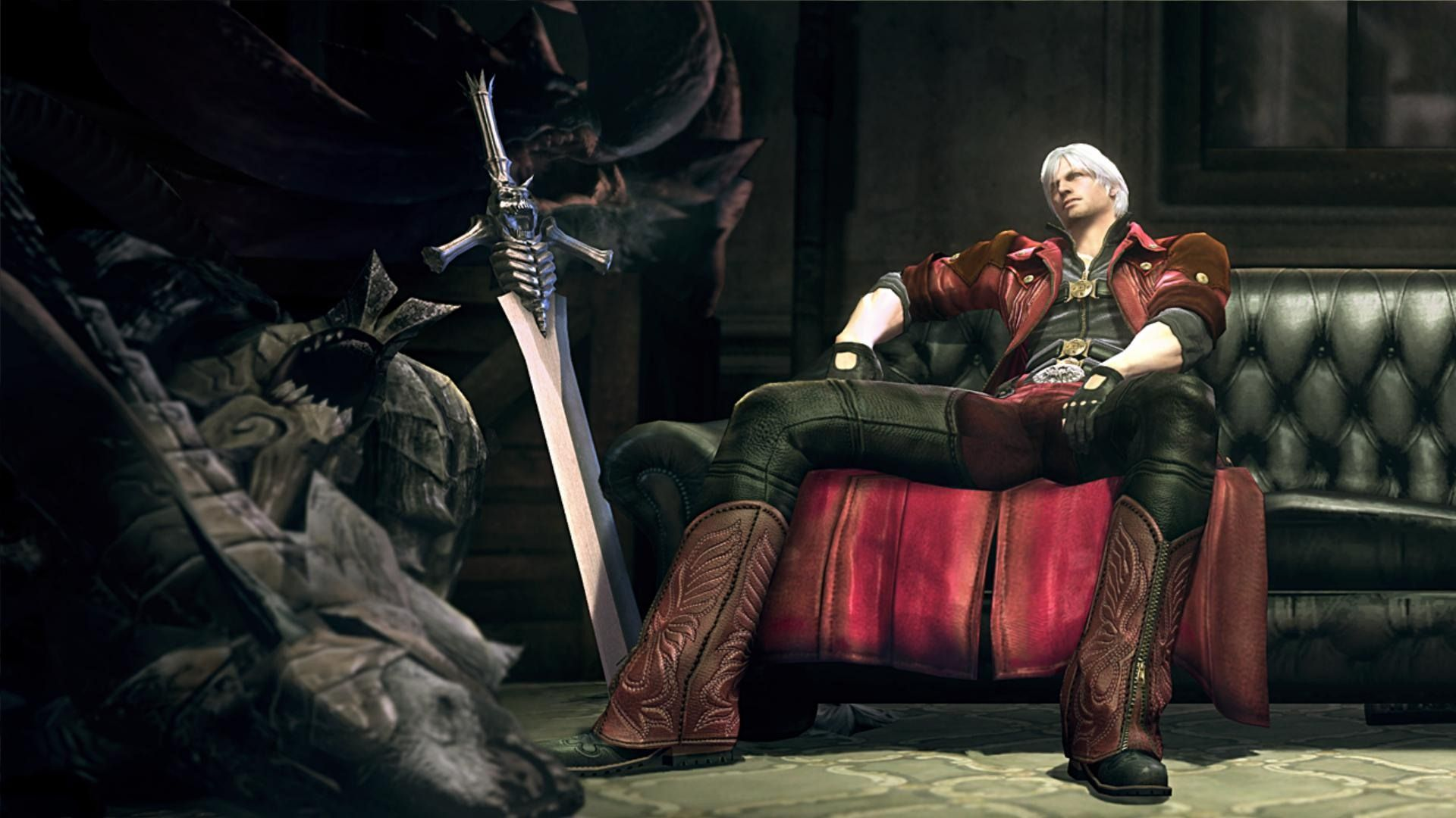 Devil may cry 5 wallpaper Group (86+)