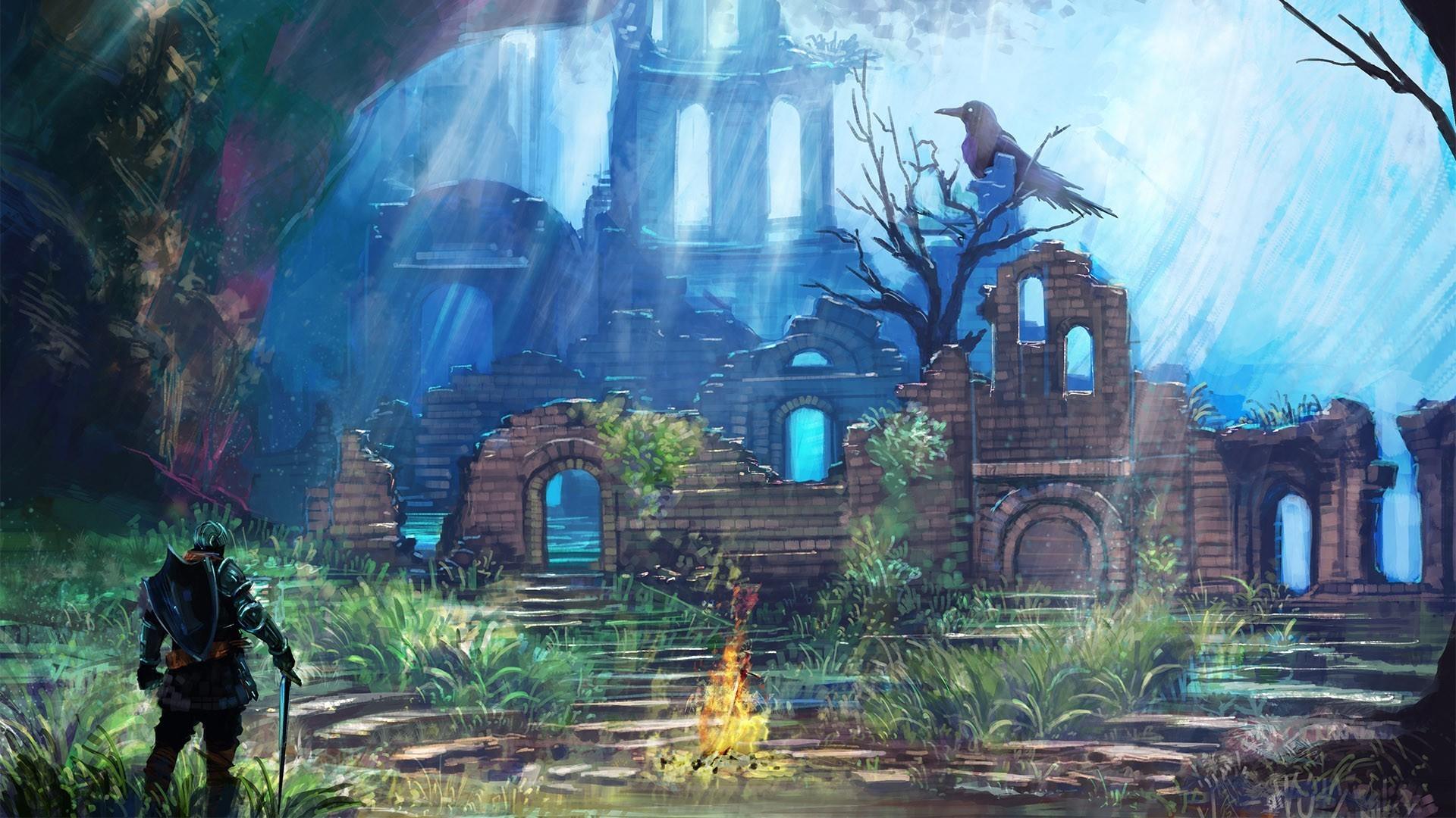 Dark Souls Wallpaper - WallpaperSafari