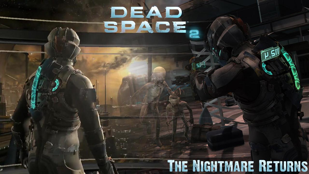 Dead Space 2 Hd Wallpaper Sf Wallpaper