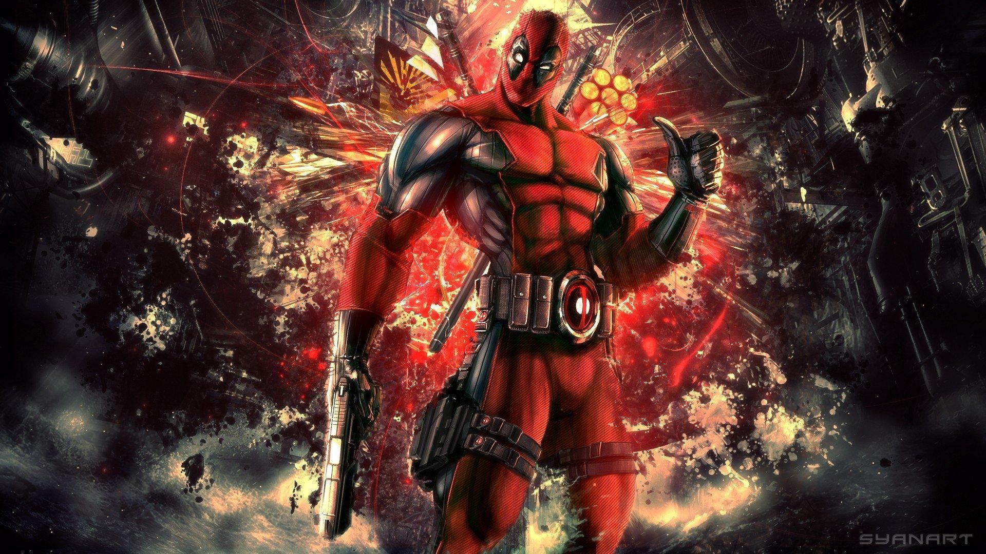 719 Deadpool HD Wallpapers | Backgrounds - Wallpaper Abyss