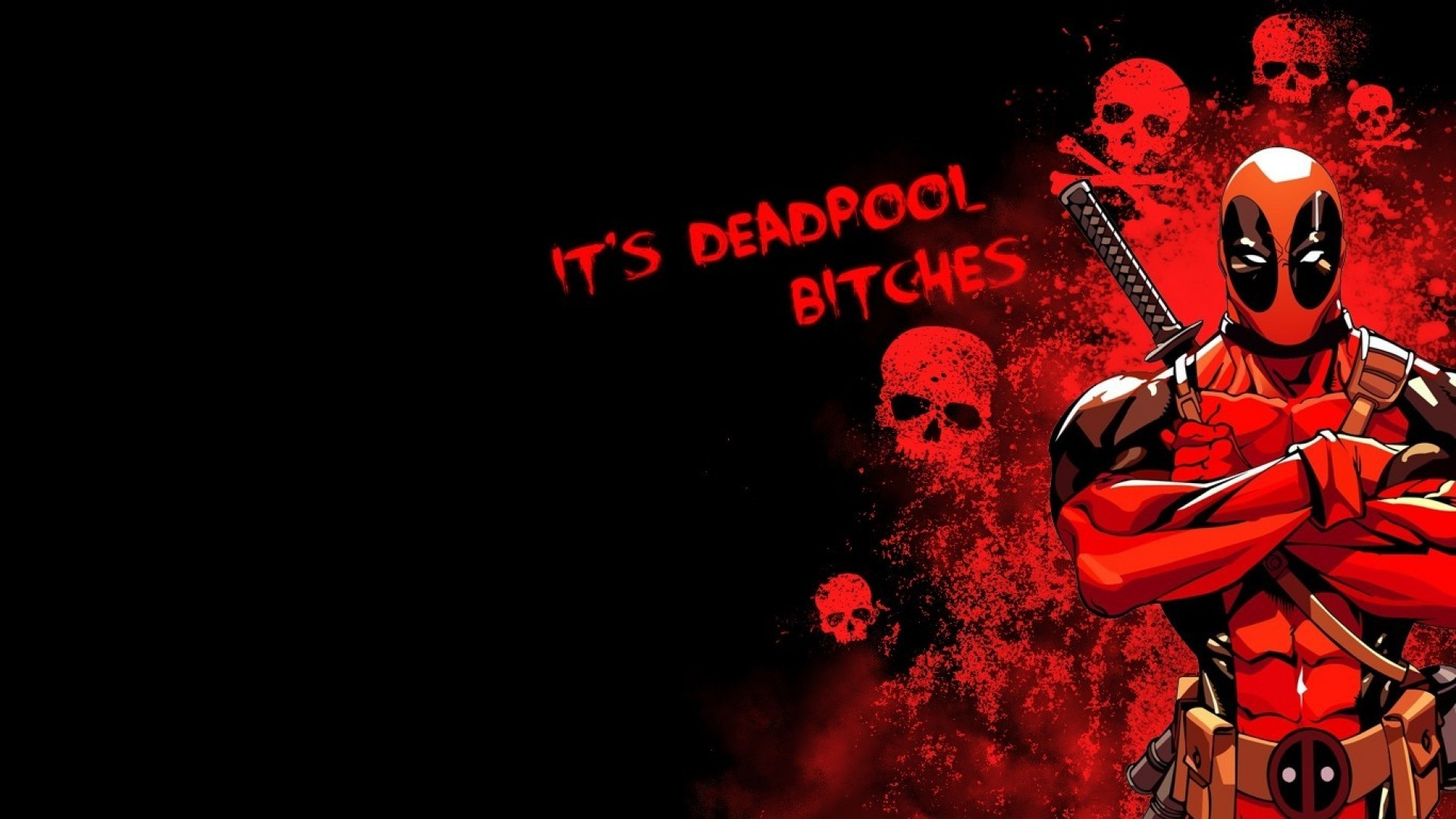 Deadpool Wallpaper HD - HD Wallpapers Backgrounds of Your Choice
