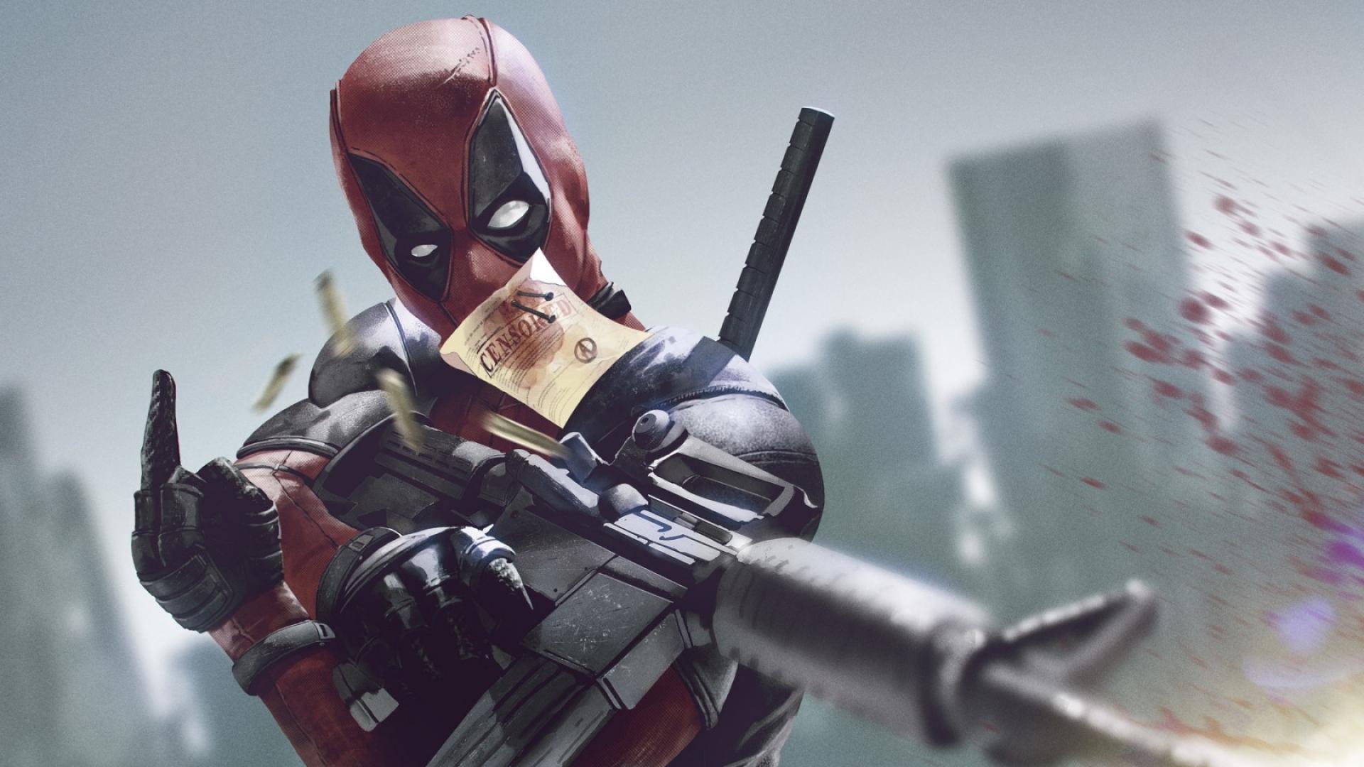 Full HD 1080p Deadpool Wallpapers HD, Desktop Backgrounds