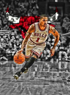 Collection of Derrick Rose Iphone Wallpaper on HDWallpapers