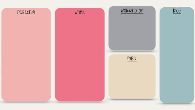 Organize Your Desktop Background! | APPSOLUTELY APRIL