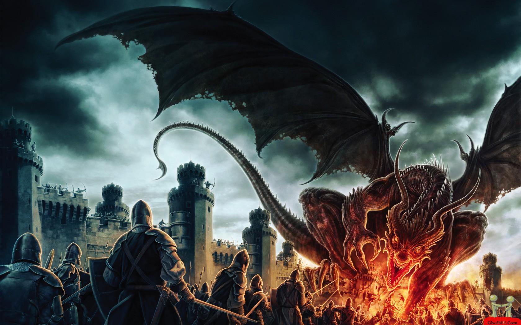 desktop wallpaper dragon 25