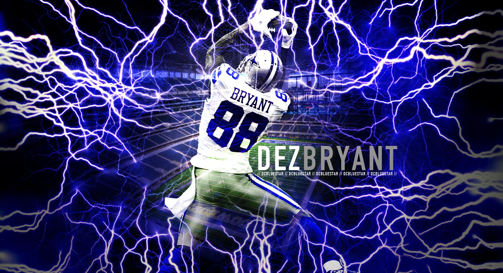 Dez Bryant X Wallpaper – Free wallpaper download
