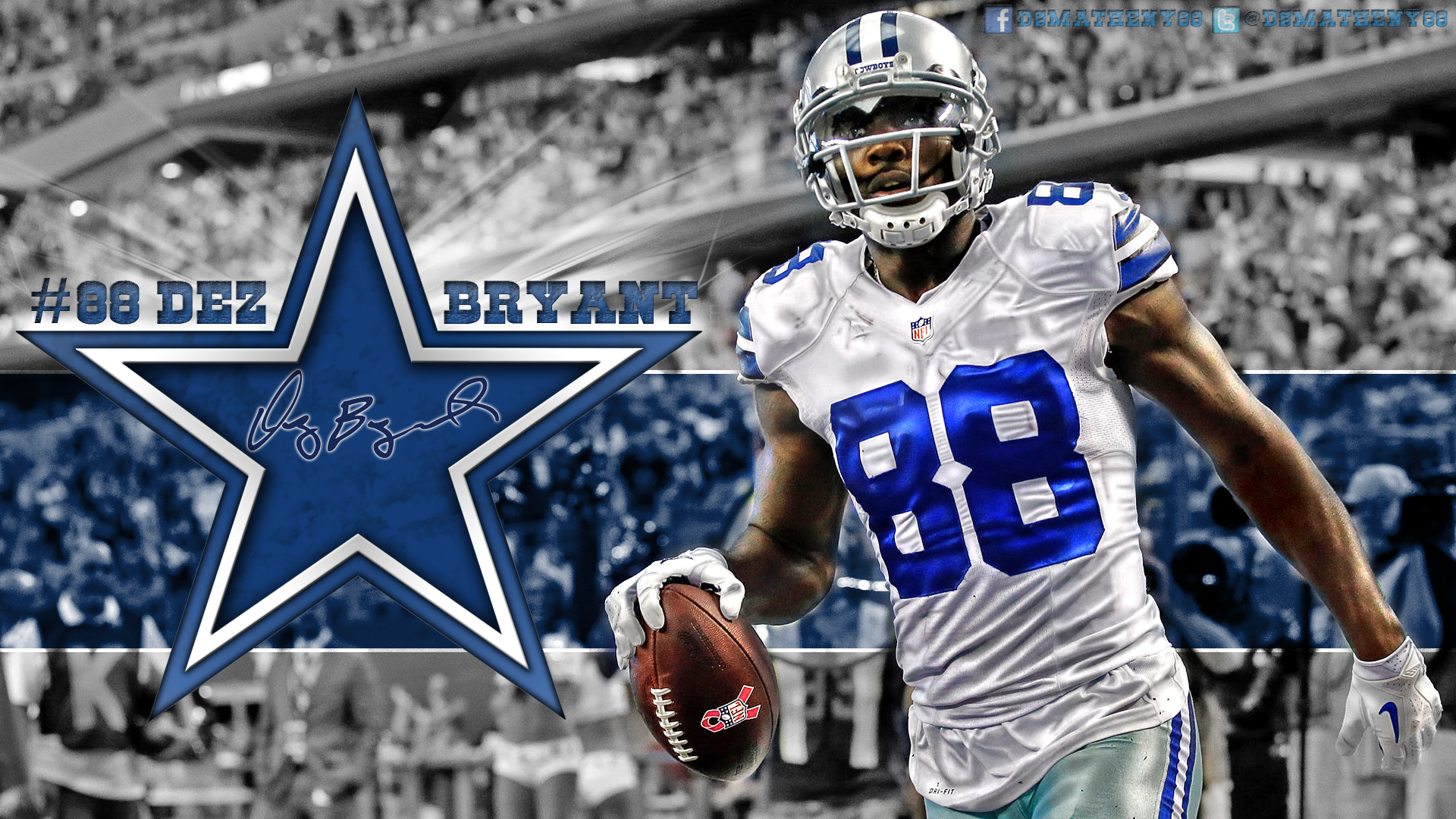 Dez Bryant Wallpapers High Quality   Download Free