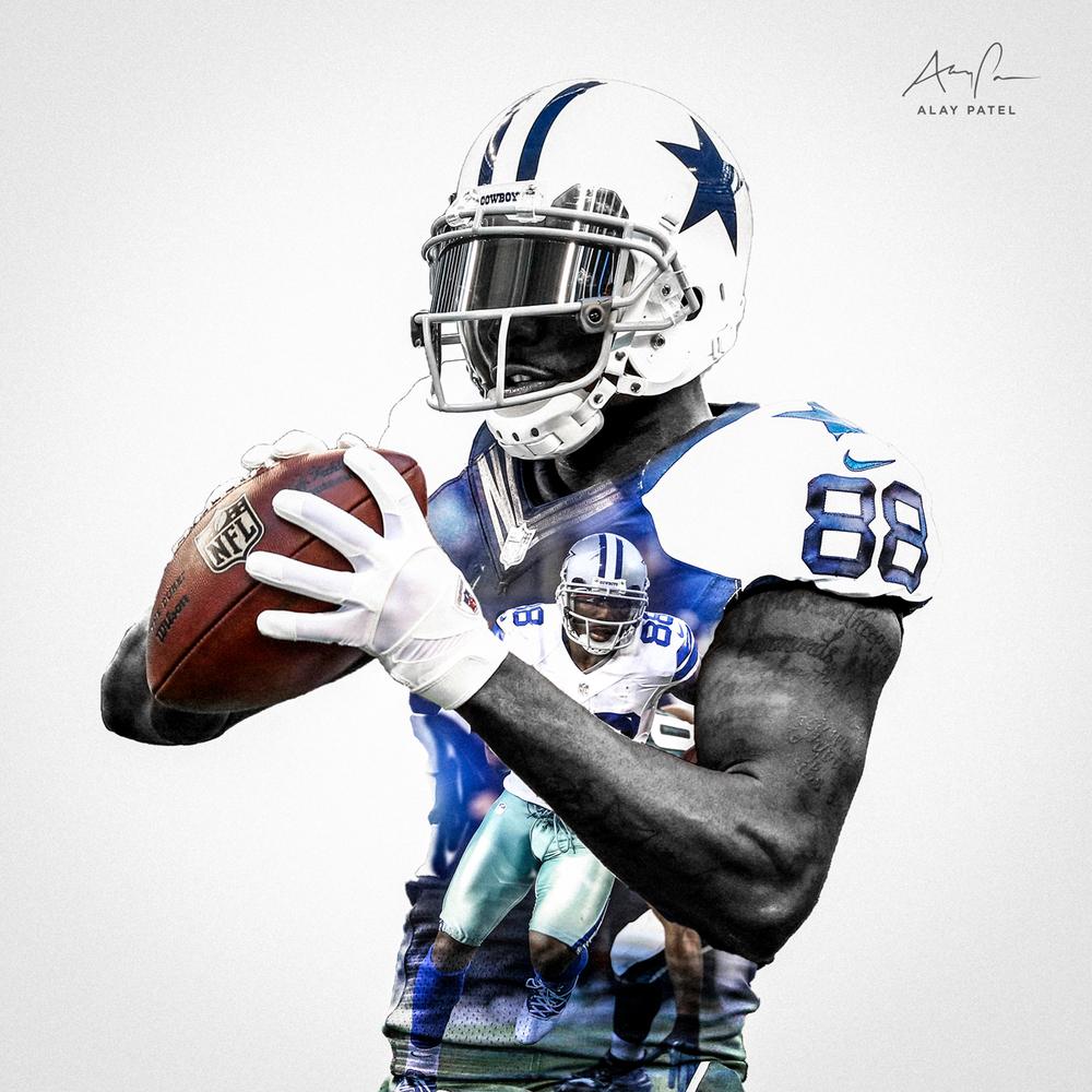 Dez Bryant Wallpaper Dallas Cowboys - WallpaperSafari