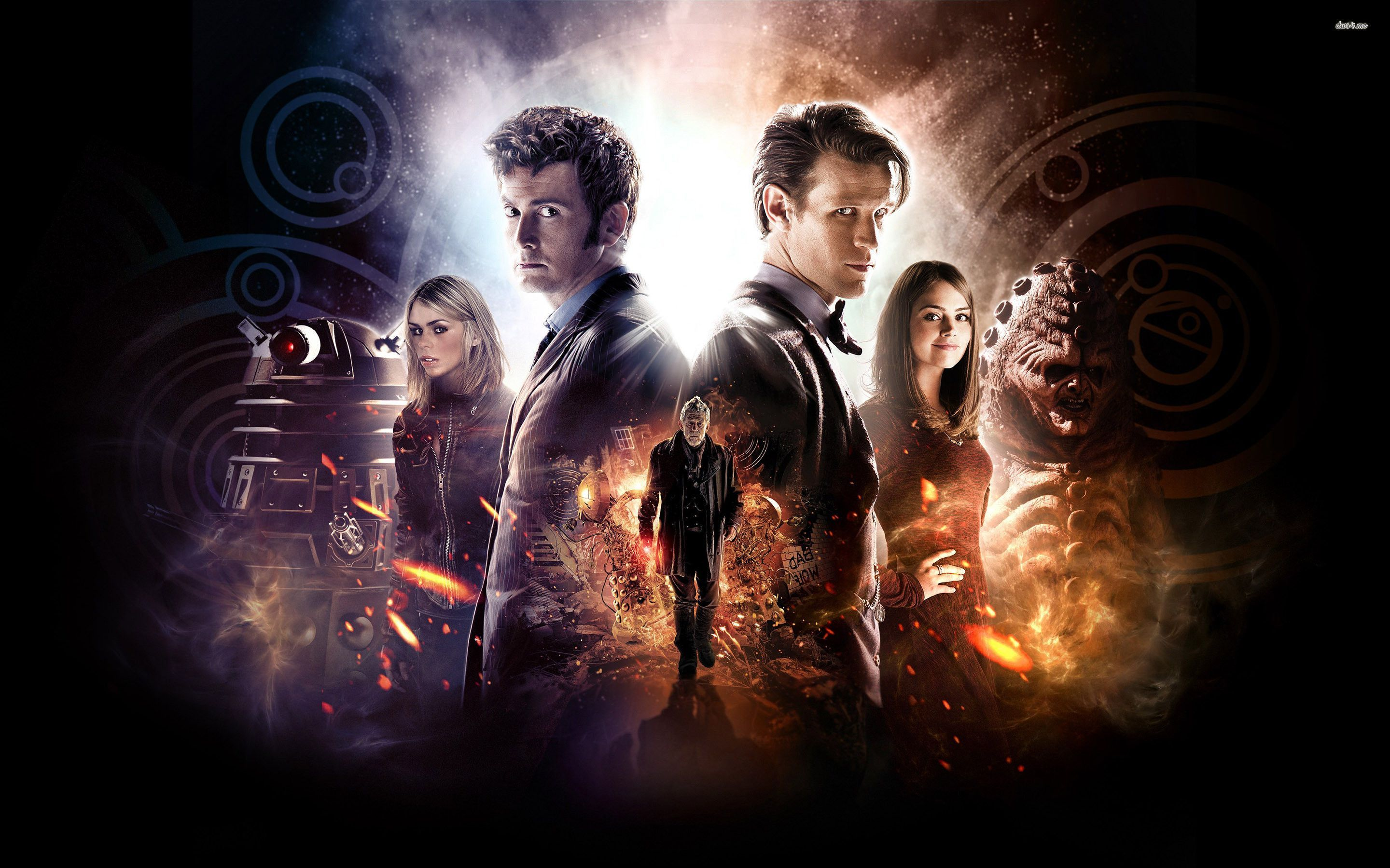 Doctor Who Wallpapers Hd Sf Wallpaper