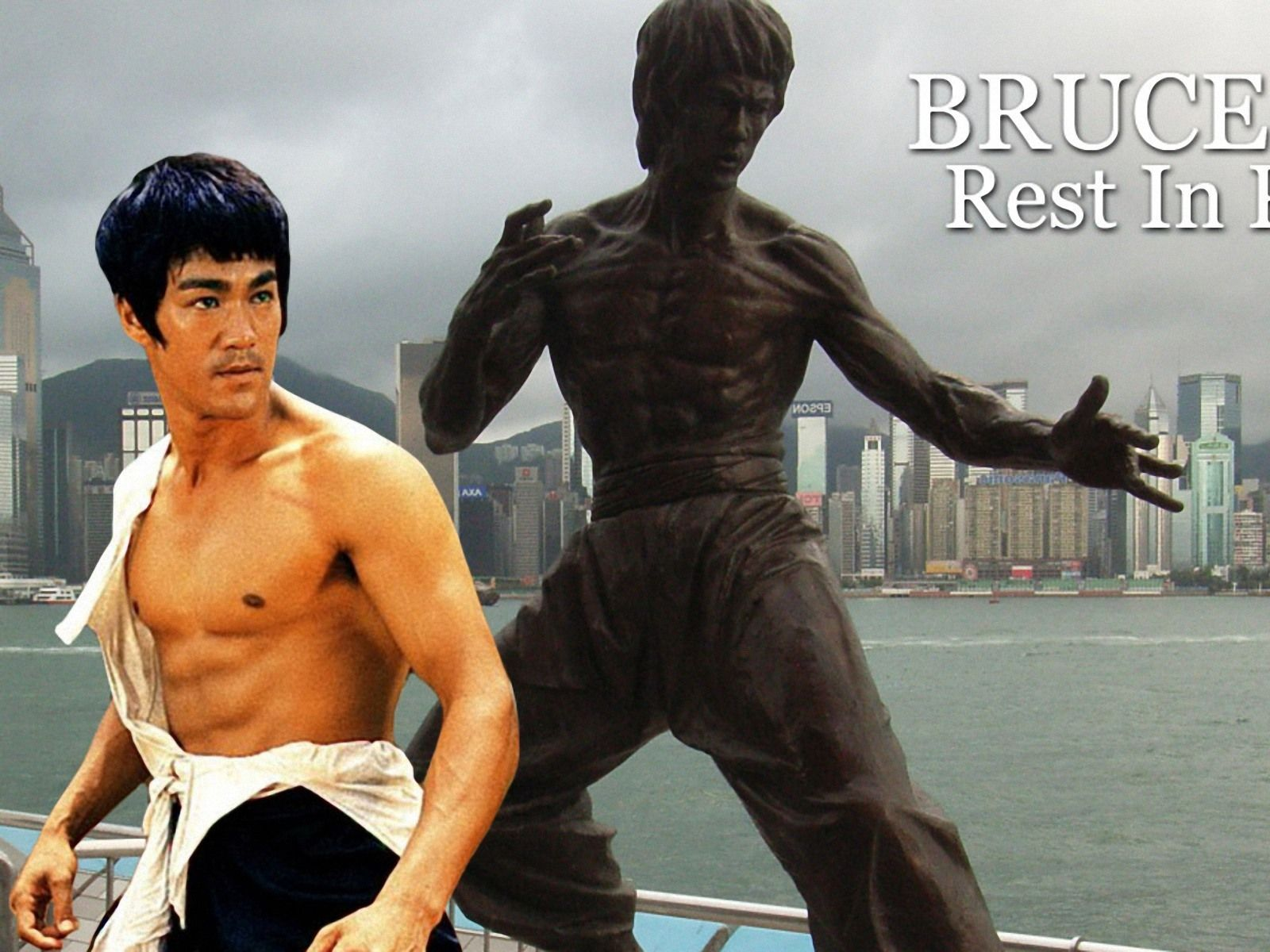 Did bruce lee cheat on his wife