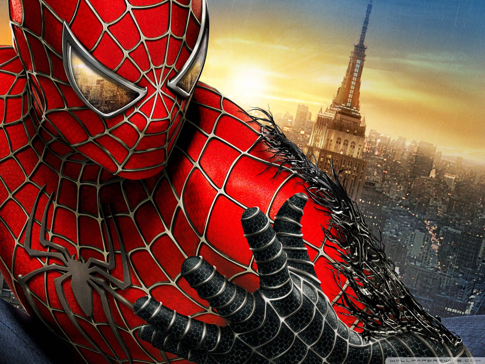 WallpapersWide com | Spider-Man HD Desktop Wallpapers for