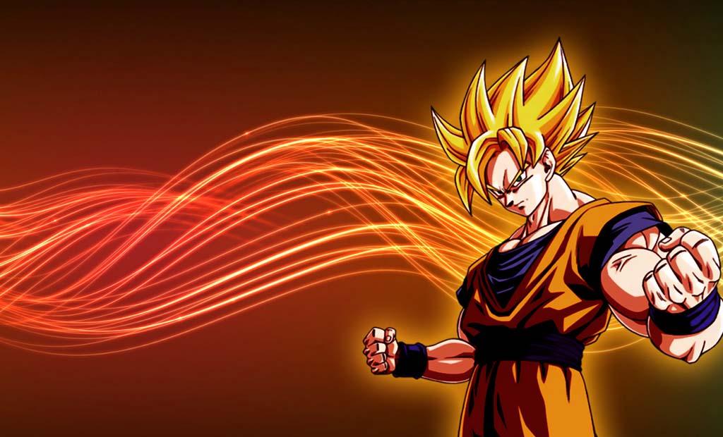 Dragon Ball Z Wallpapers Goku Super Saiyan 12 Sf Wallpaper