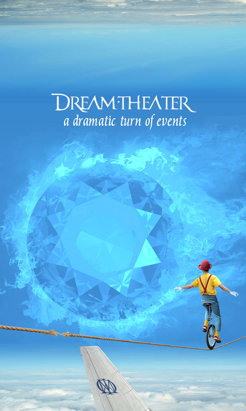 Dream Theater Wallpapers for Android on Behance