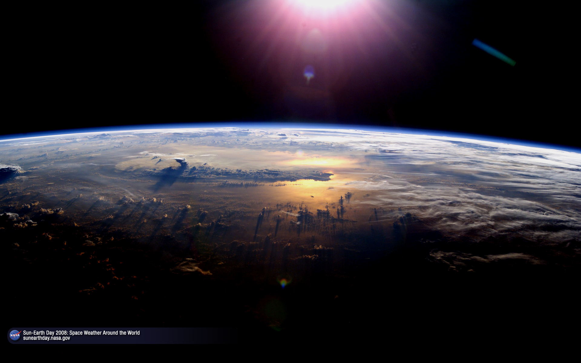 Picture of Earth from Space - Universe Today