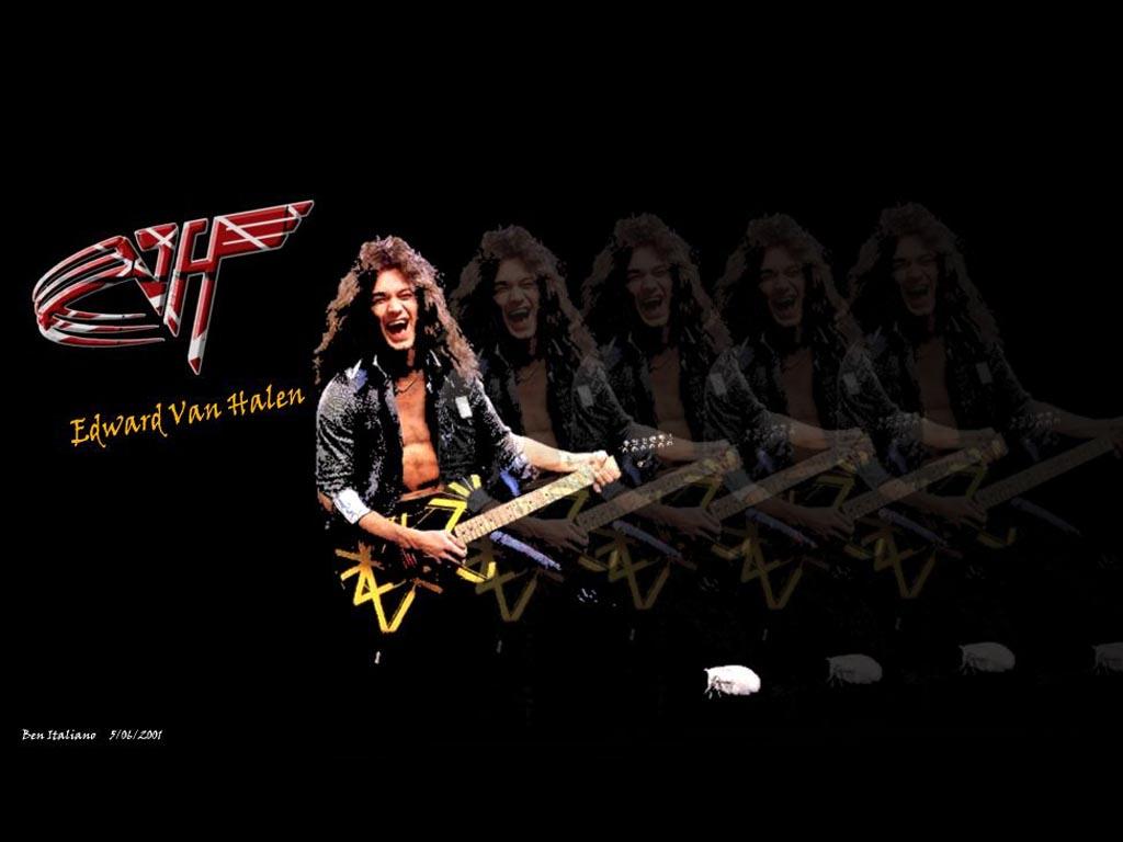 Van Halen Wallpaper - WallpaperSafari