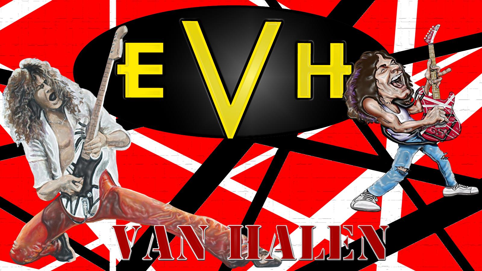 Eddie Van Halen Computer Wallpapers, Desktop Backgrounds