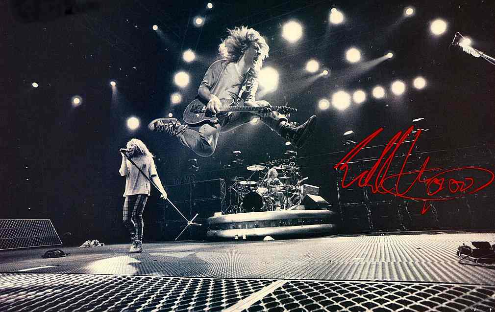 Eddie Van Halen Wallpapers - Wallpaper Cave
