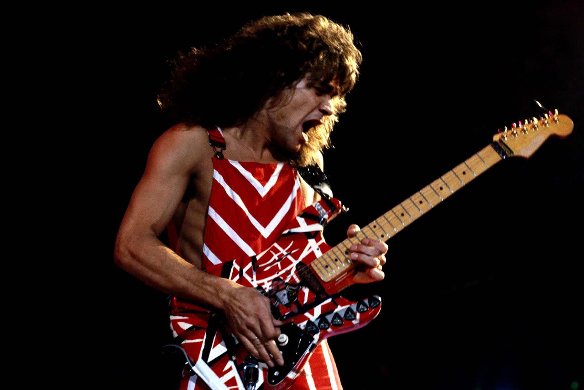 Eddie Van Halen Wallpaper Page 1