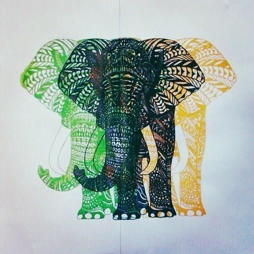 10+ ideas about Elephant Background on Pinterest   Elephant