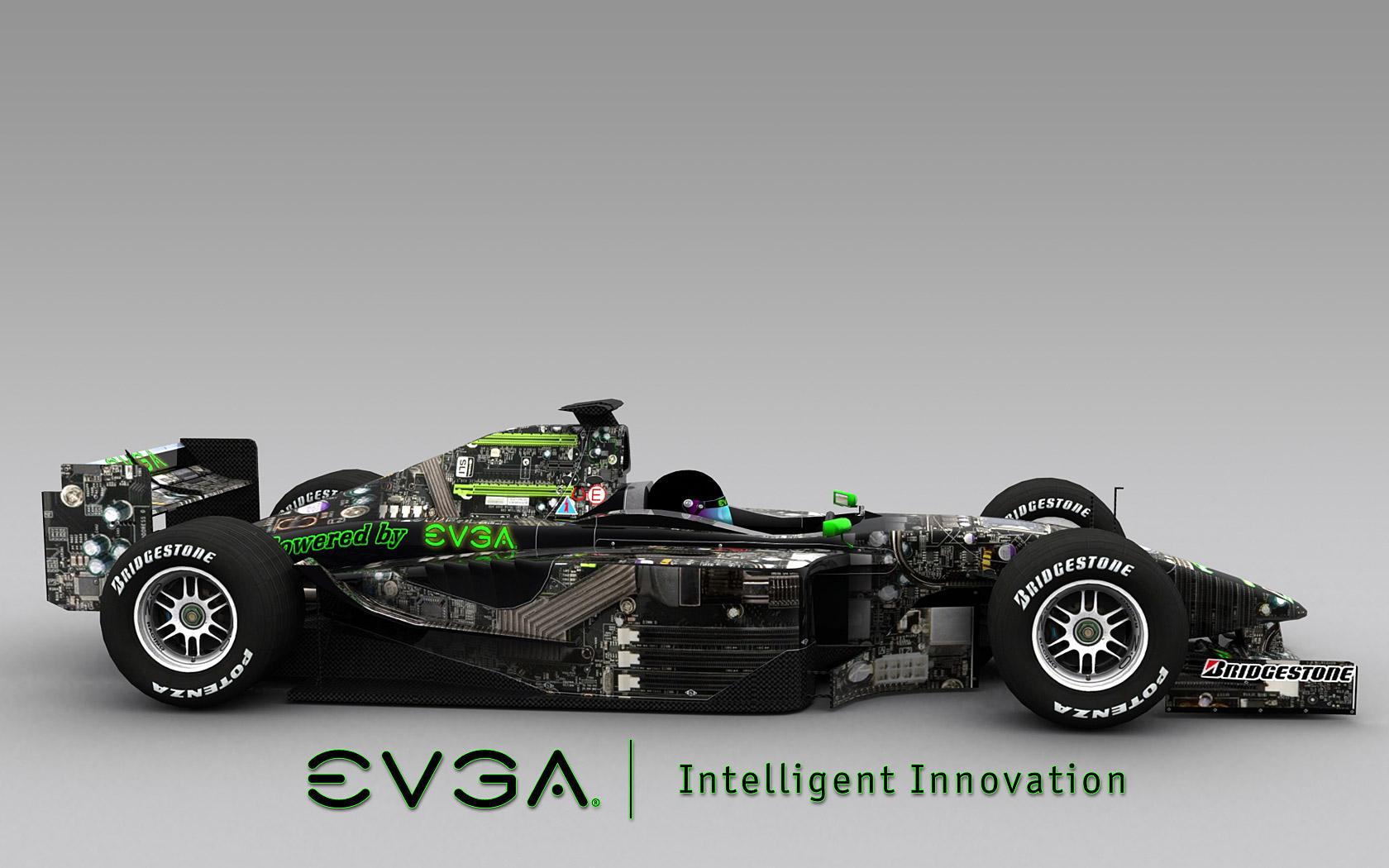 EVGA - Design the Ultimate EVGA Themed Wallpaper Contest - Design