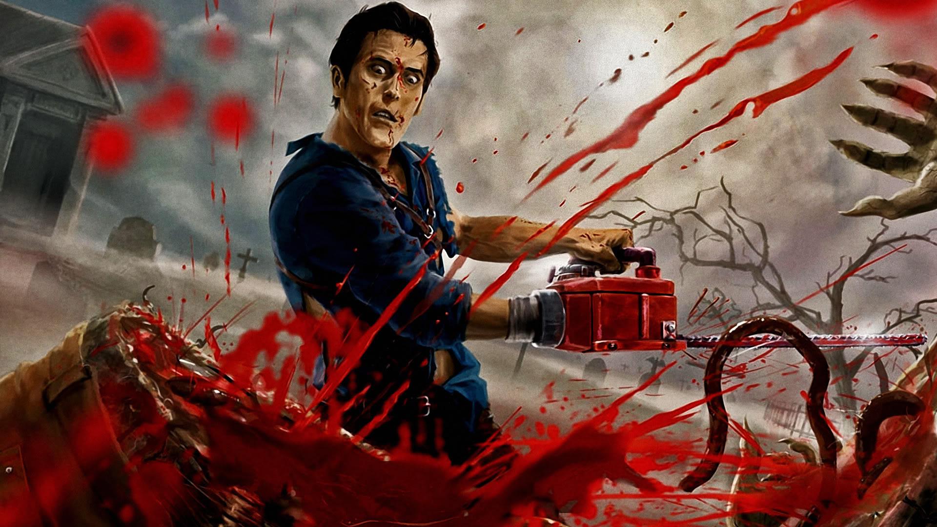 Evil Dead Wallpapers HD - WallpaperSafari