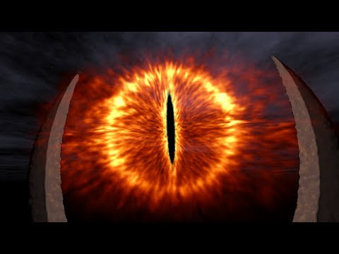 Eye of Sauron - YouTube