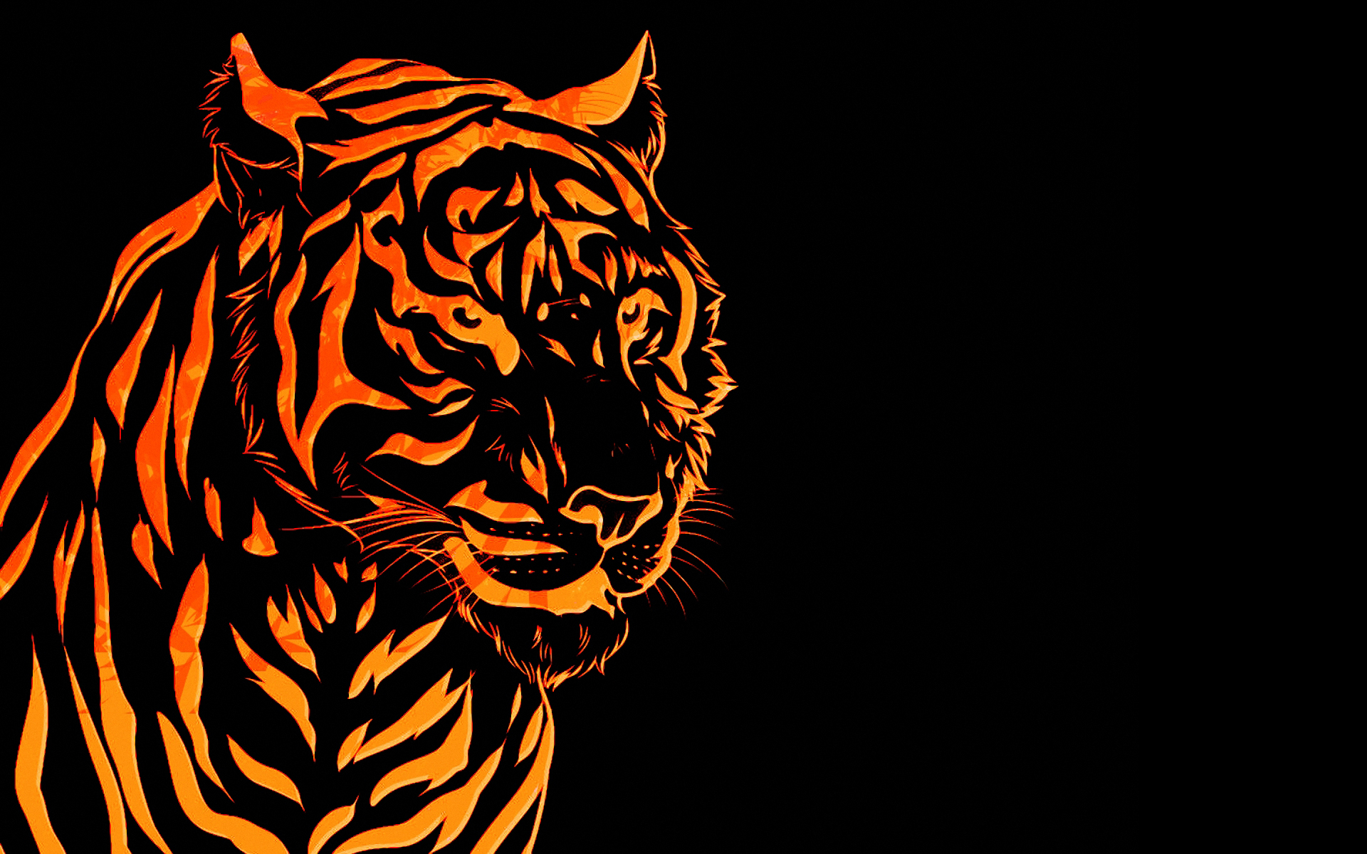Eye Of The Tiger Wallpaper Sf Wallpaper