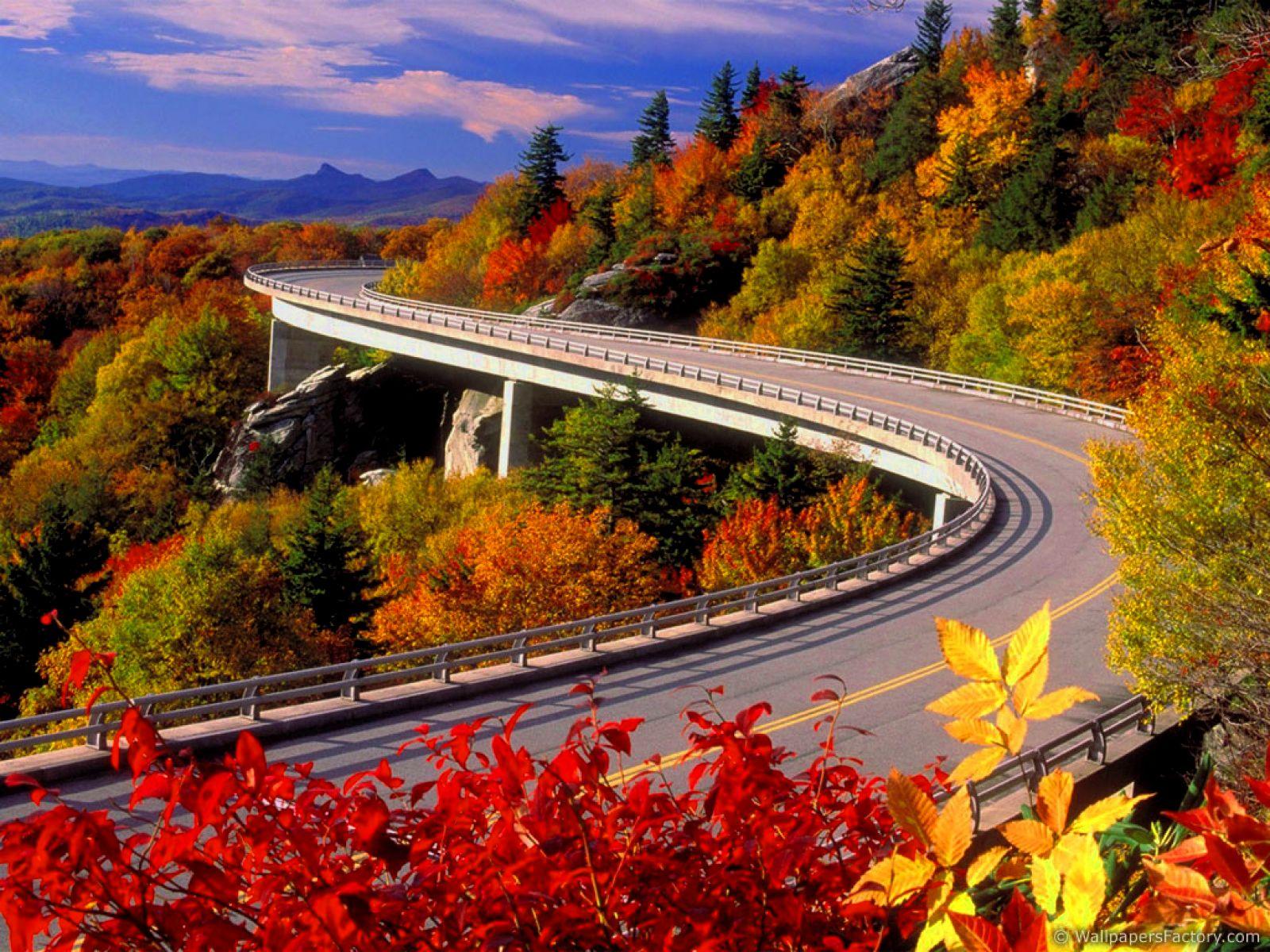 Fall Mountains Wallpaper   tianyihengfeng Free Download High
