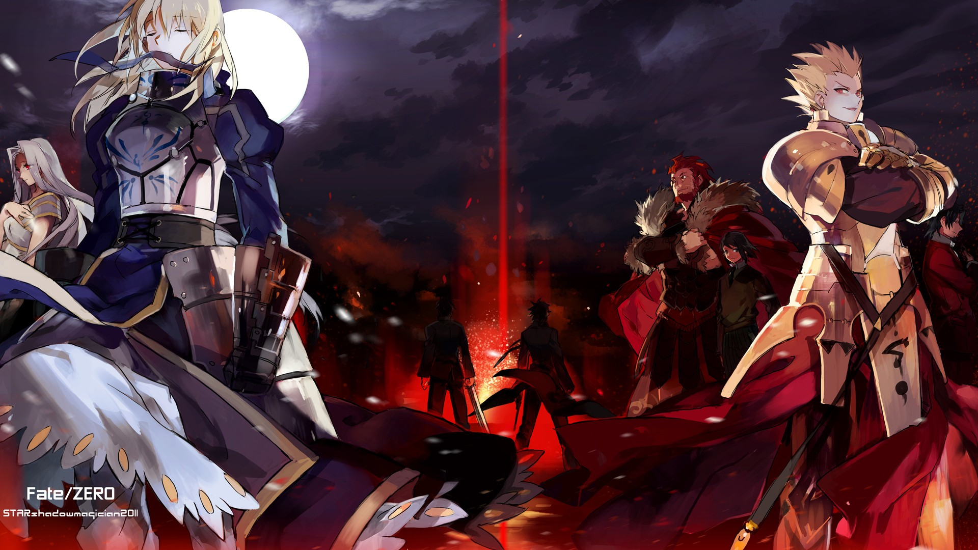 10 Best images about Fate Stay Night on Pinterest | Gilgamesh fate