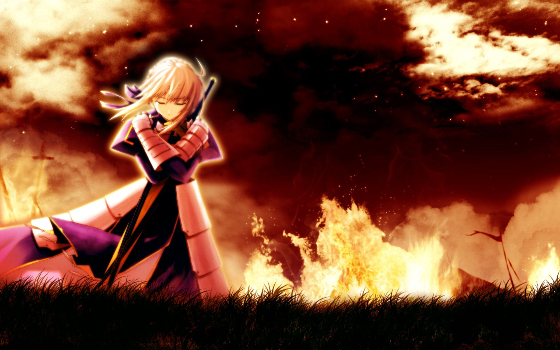 Fate Stay Night HD Wallpapers and Backgrounds