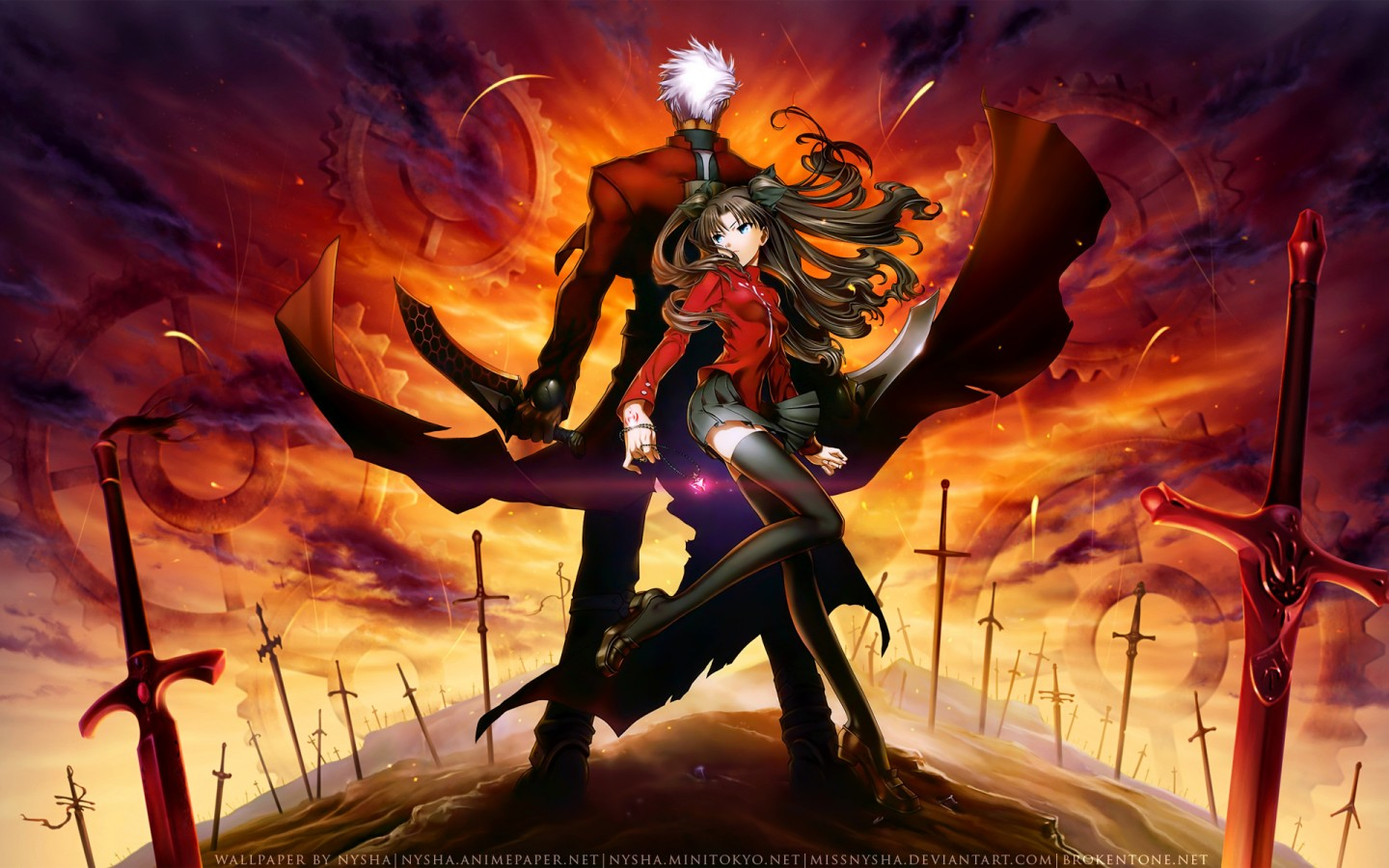 Collection of Fate Stay Night Wallpapers on HDWallpapers