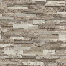 Brick Effect Wallpaper   Textured Vinyl Wallpaper   eBay