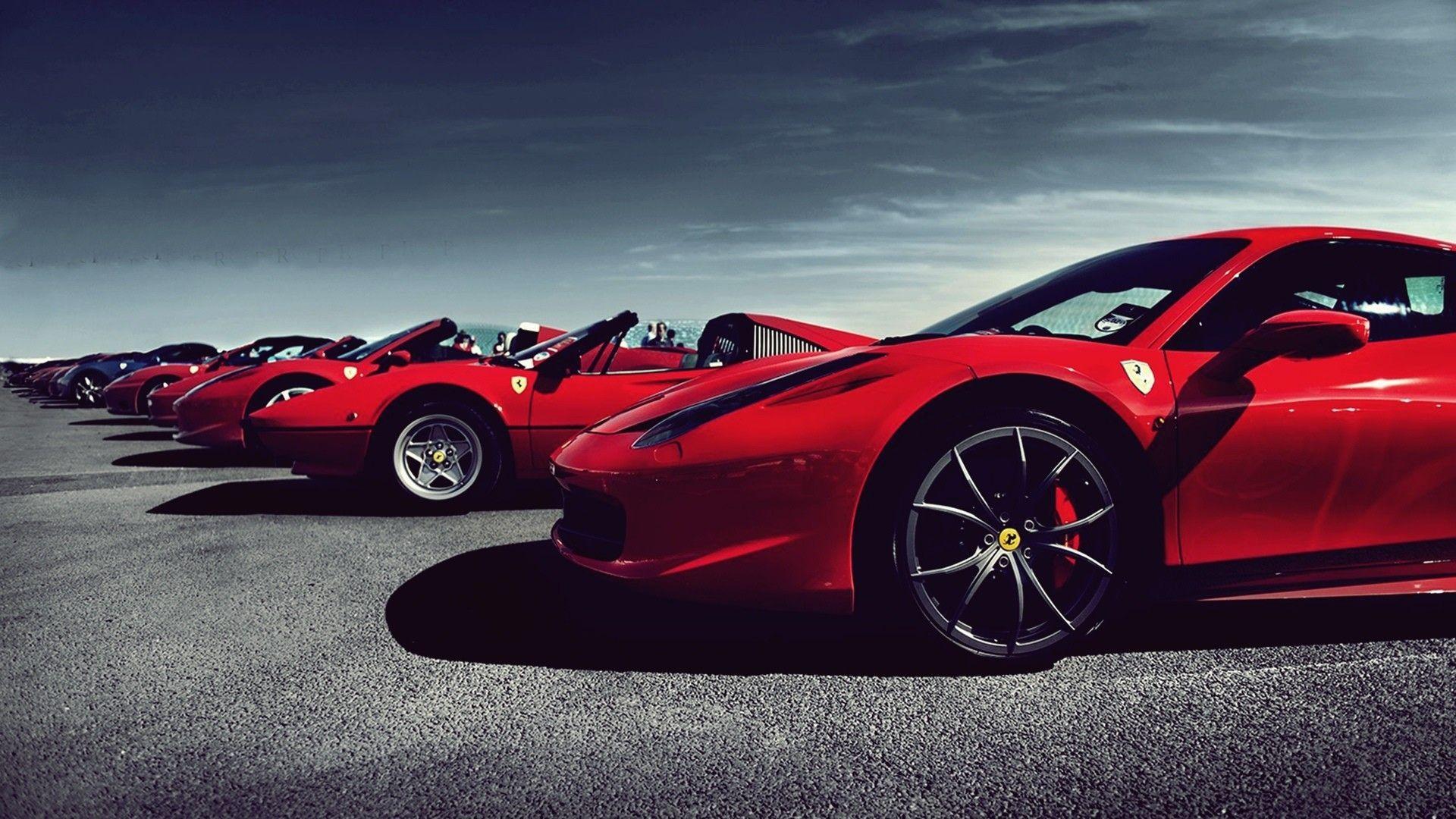 Ferrari Wallpapers - Wallpaper Cave