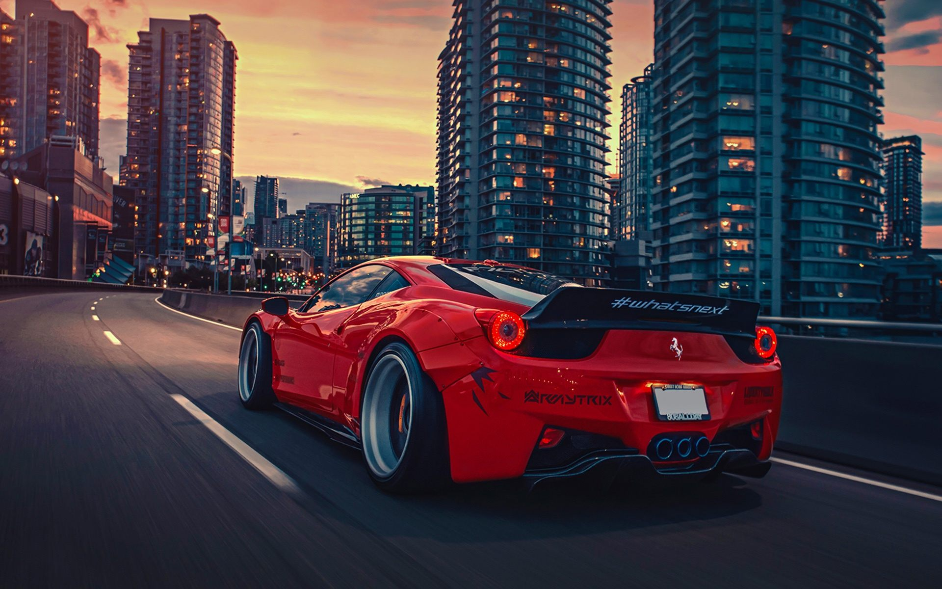 Collection of Ferrari Wallpaper on HDWallpapers