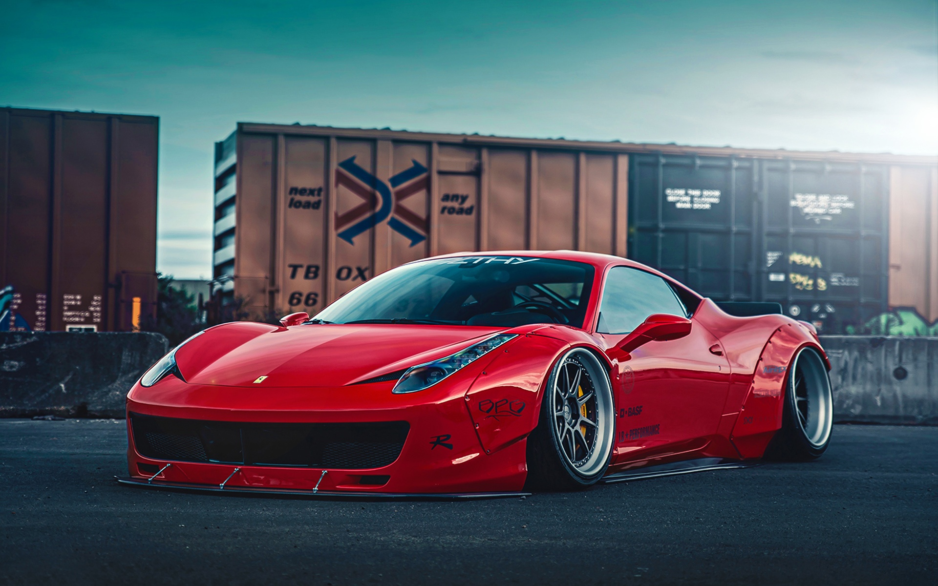 Ferrari Wallpaper - HD Wallpapers Backgrounds of Your Choice