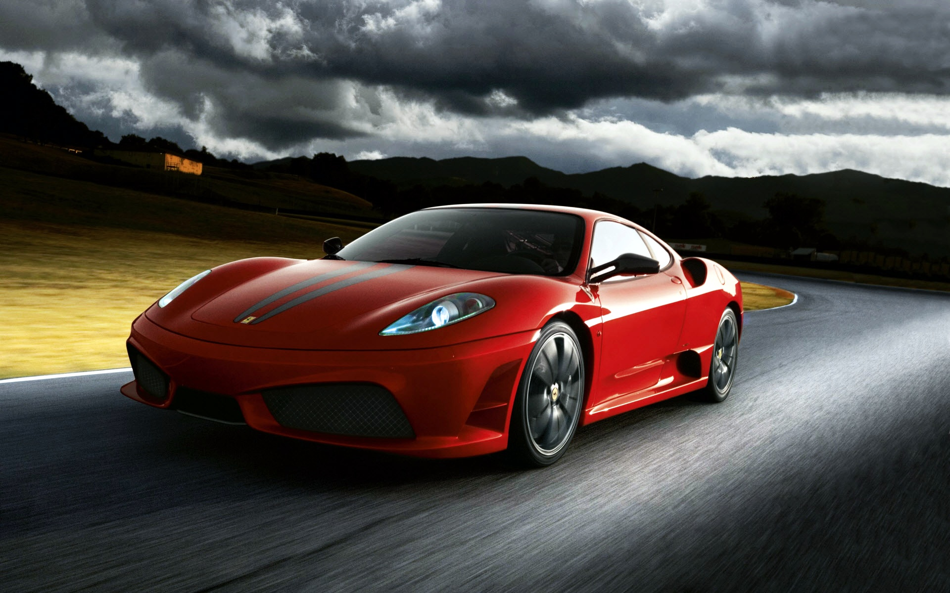 Coolest Collection of Ferrari Wallpaper & Backgrounds In HD