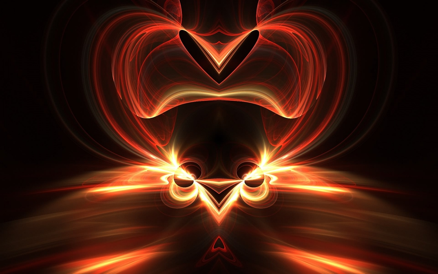 Fire heart love hd clipart - ClipartFox
