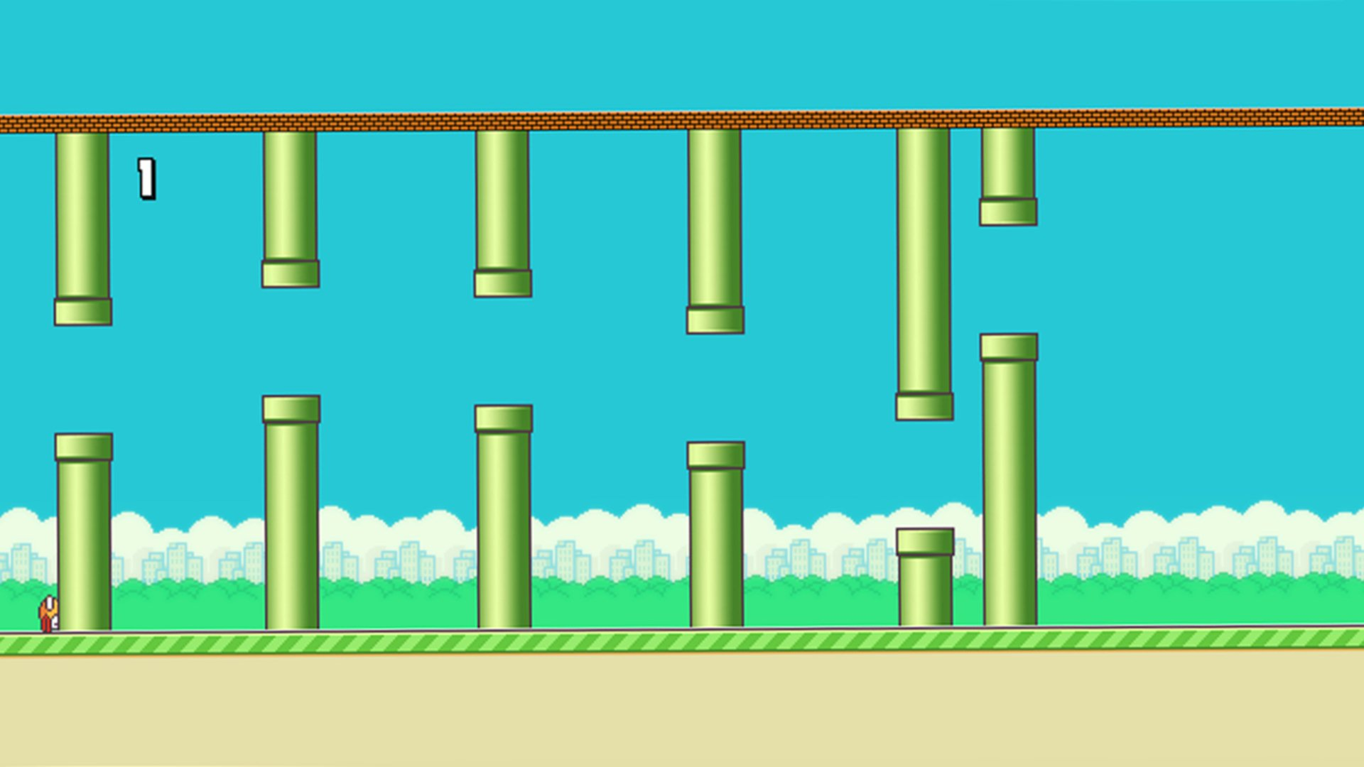 5 HD Flappy Bird Game Wallpapers - HDWallSource com