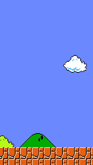 How to make Flappy Bird like game using UIKit