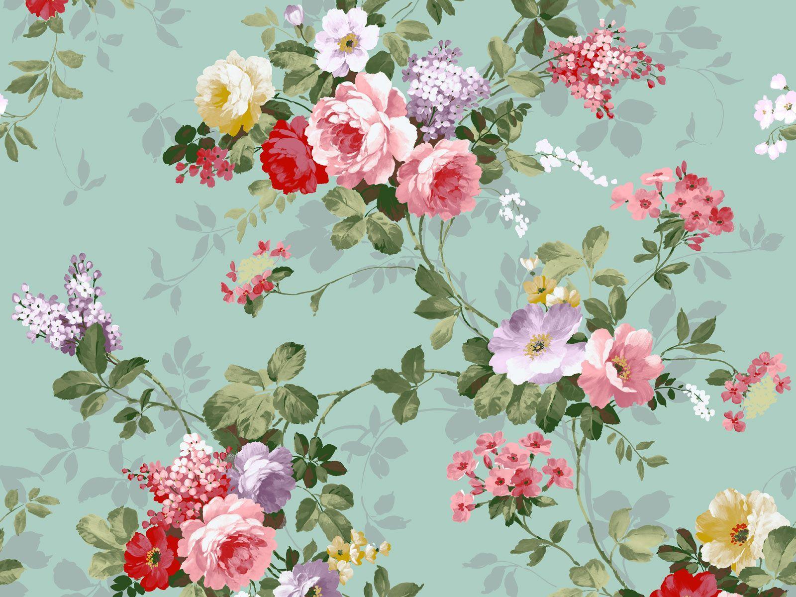 Floral Computer Wallpaper Sf Wallpaper