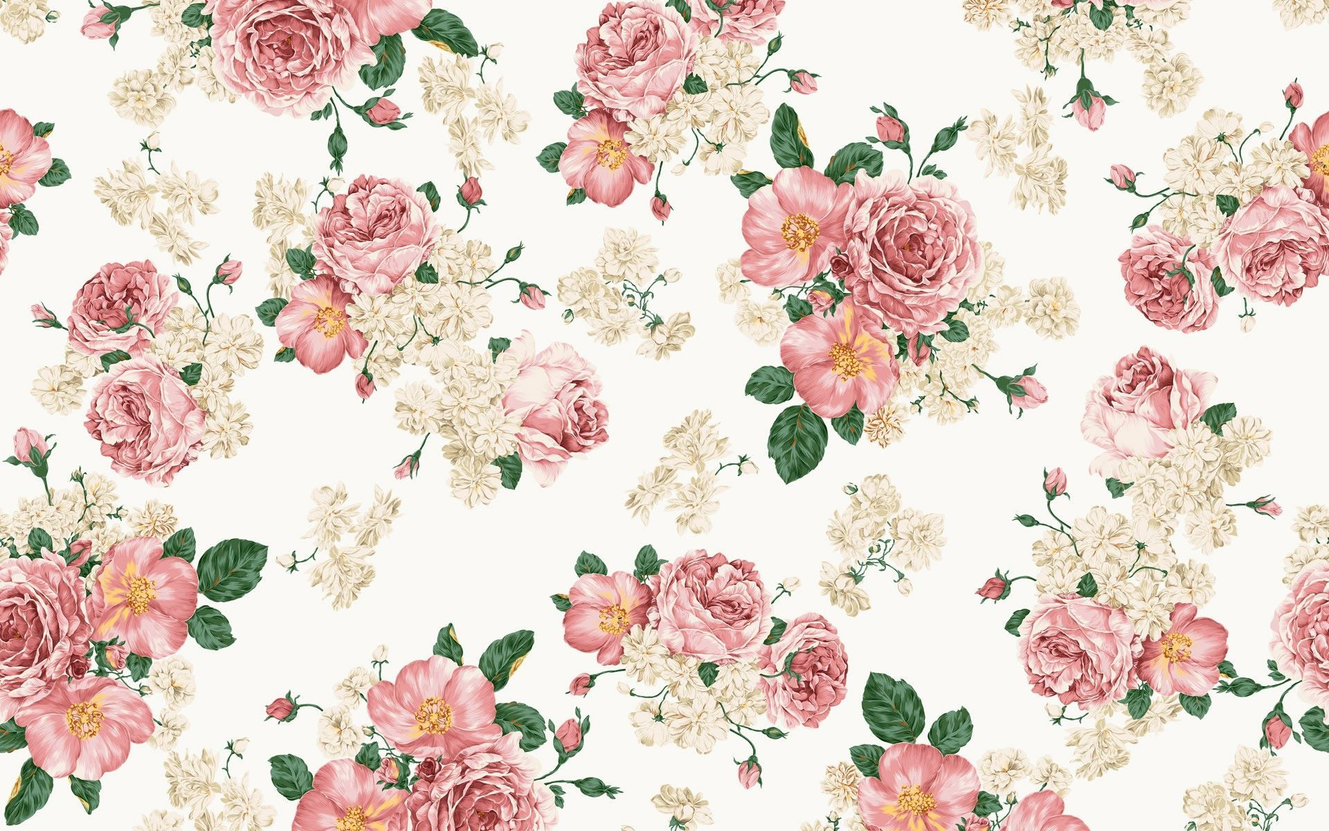 Floral Wallpaper Desktop Sf Wallpaper