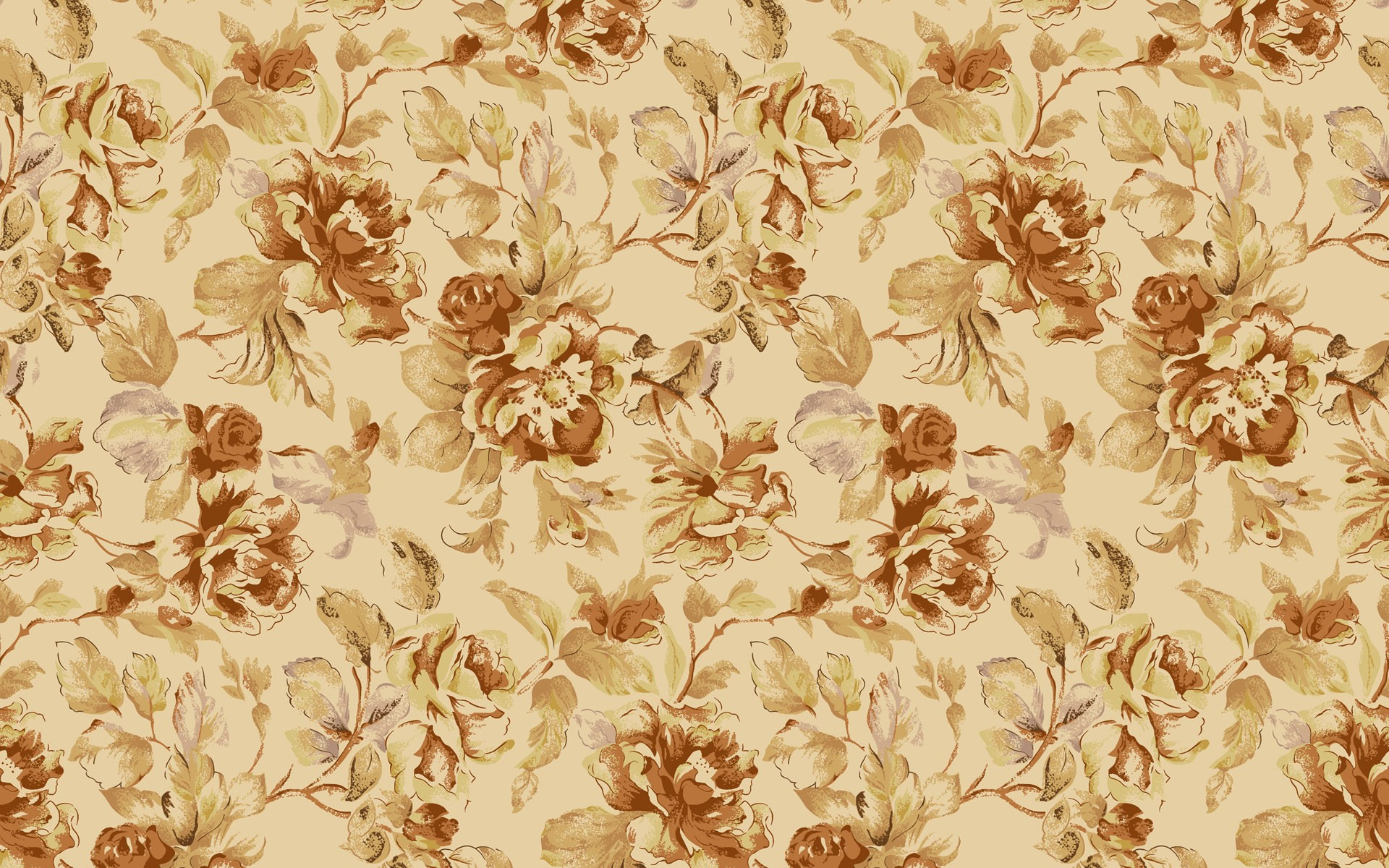 Floral Pattern Wallpaper Sf Wallpaper
