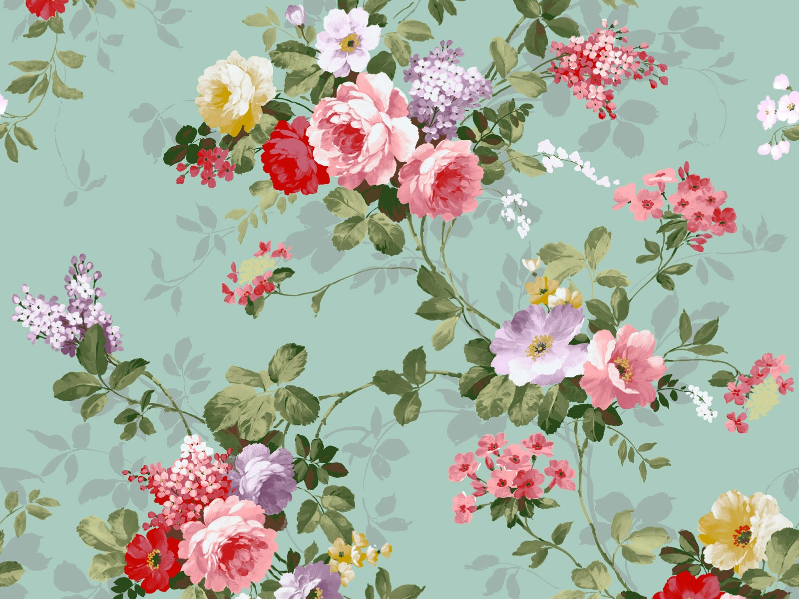 Floral Wallpapers Sf Wallpaper