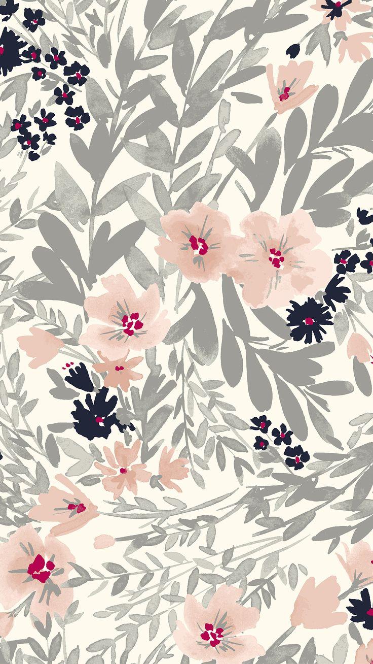 Floral Wallpaper Pinterest Sf Wallpaper