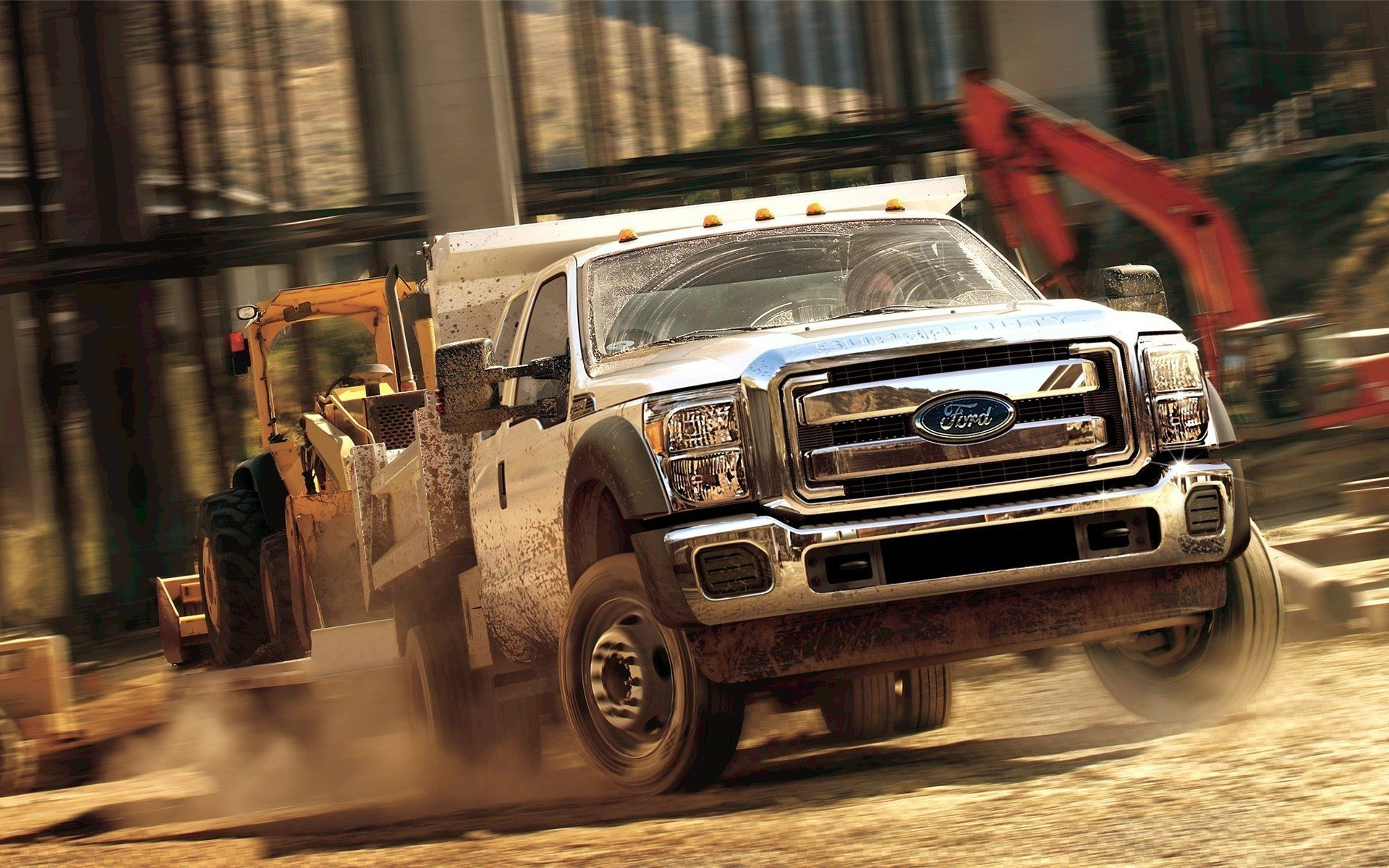 HD Ford Truck Wallpapers