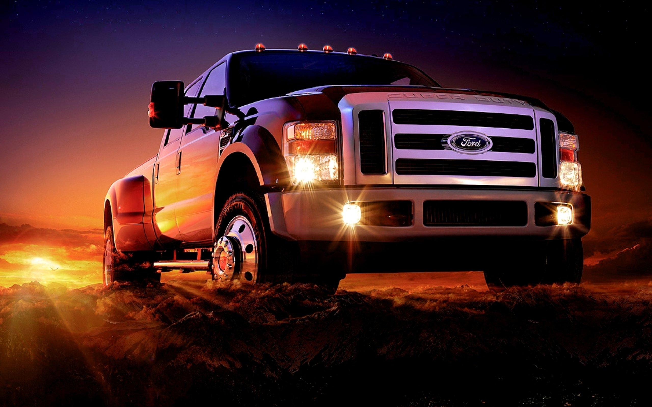 Ford Pickup Wallpapers - WallpaperSafari
