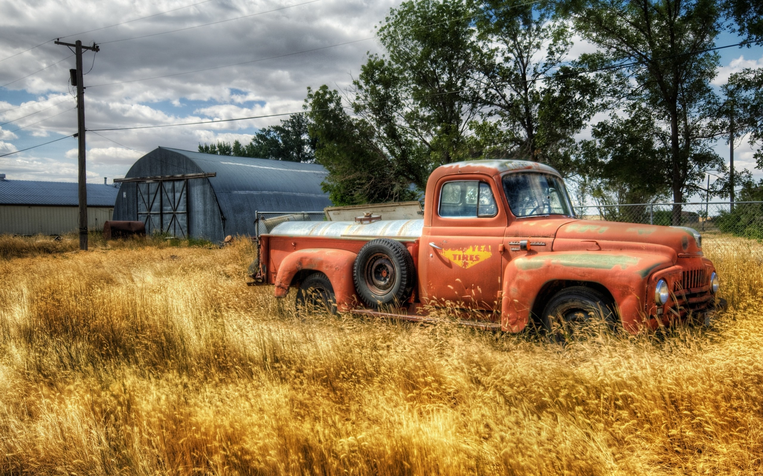 Old Ford Pickup | Old Ford Truck wallpapers Wallpaper | HD